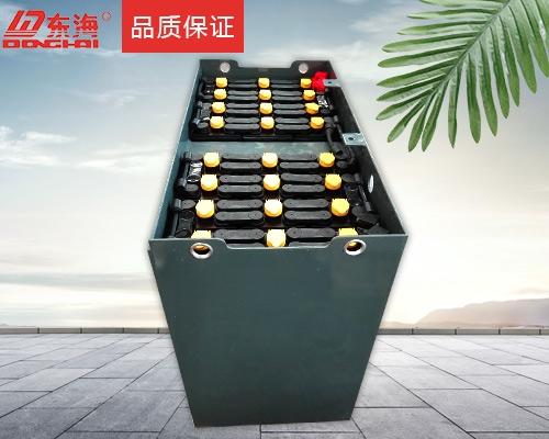 东海牌牵引机车电池