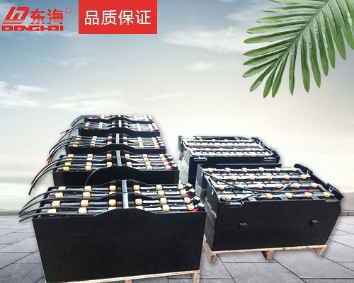 东海牌叉车蓄电池