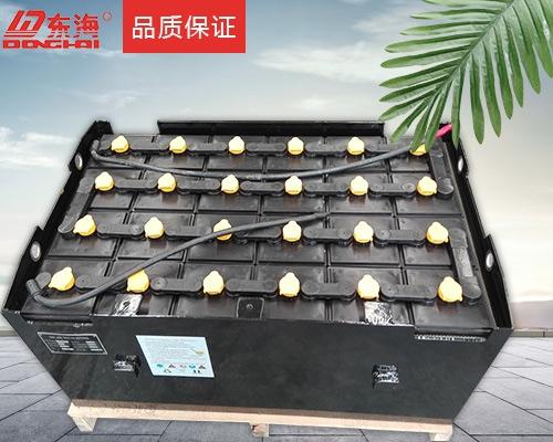 CPDS16叉车蓄电池5PZS500