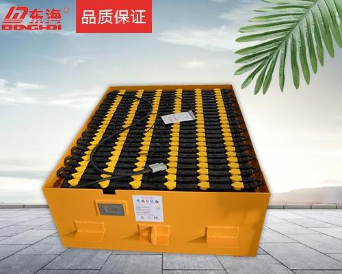 隧道机车电池