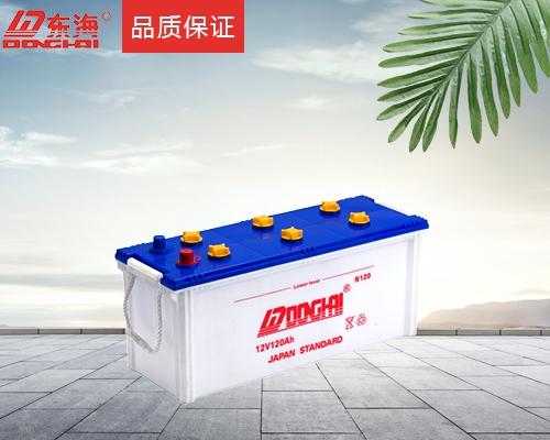 起动用干荷蓄电池(日标)