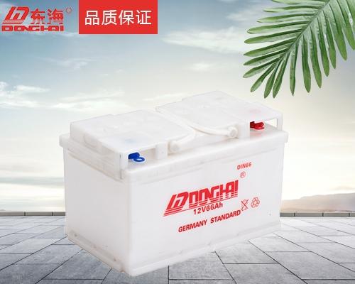 起动用干荷蓄电池(德标)